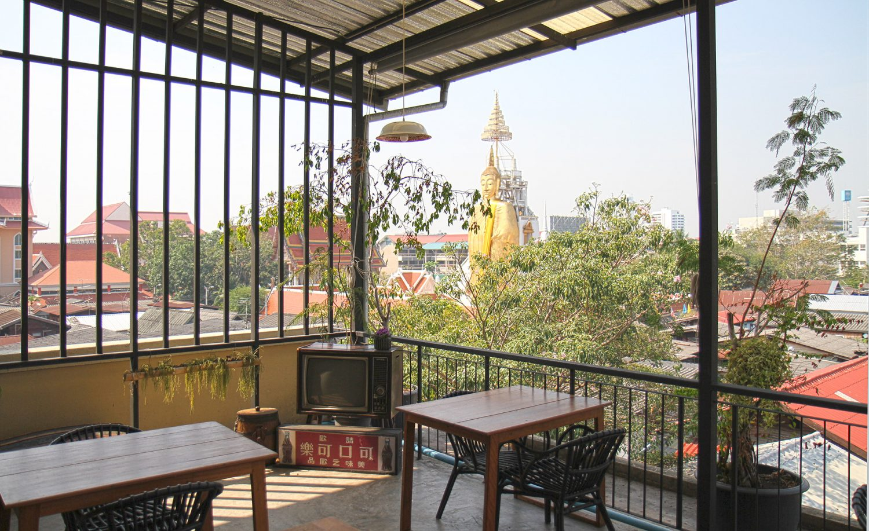 Bouddha Wat Indra Viharn
