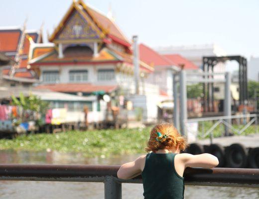 La Thaïlande : Bangkok
