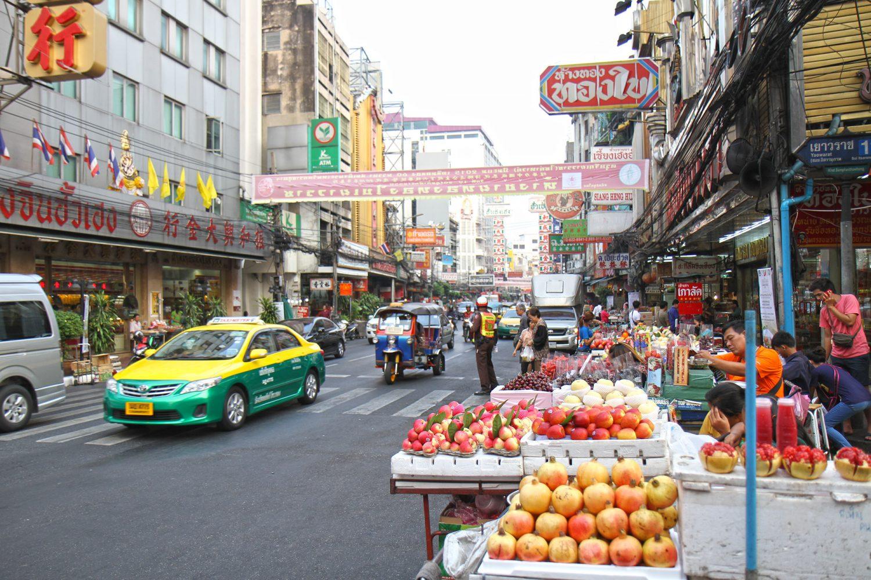 China Town à Bangkok