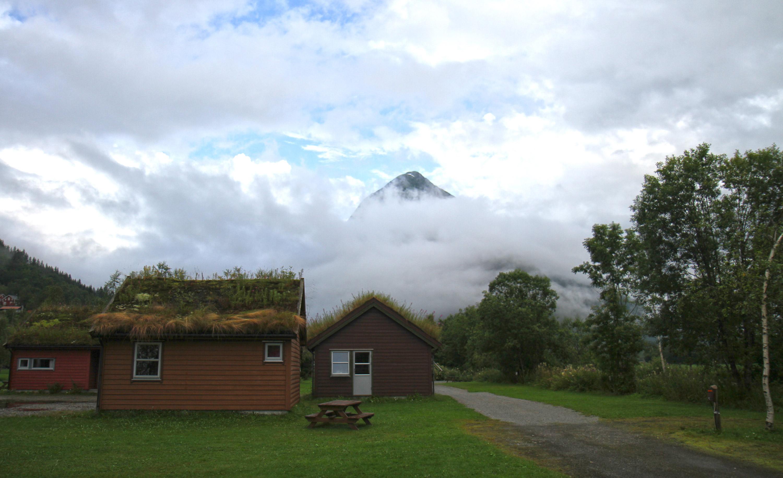 camping fjaerland norvege