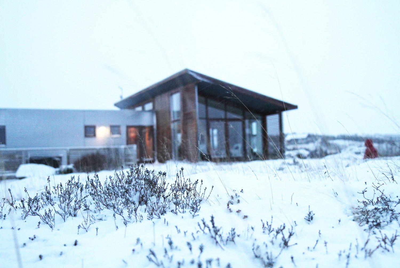 maison de rêve en islande