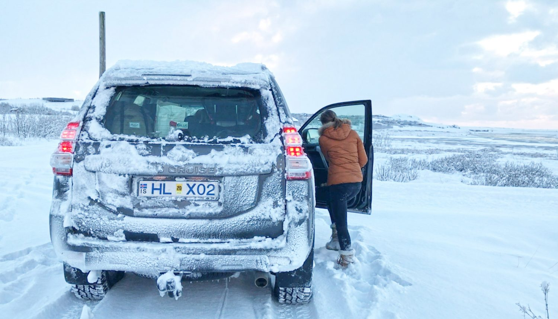location de 4x4 en islande