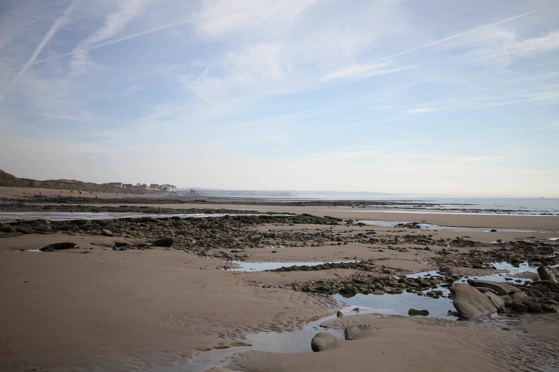 plage d'audresselles côte d'Opale