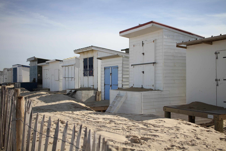 cabanon plage côte d'Opale