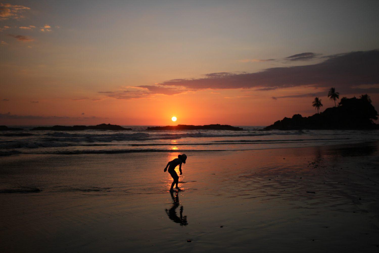 coucher de soleil dominicalito