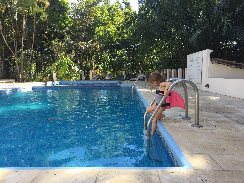 Piscine de l'hôtel villa san ignacio à alajuela
