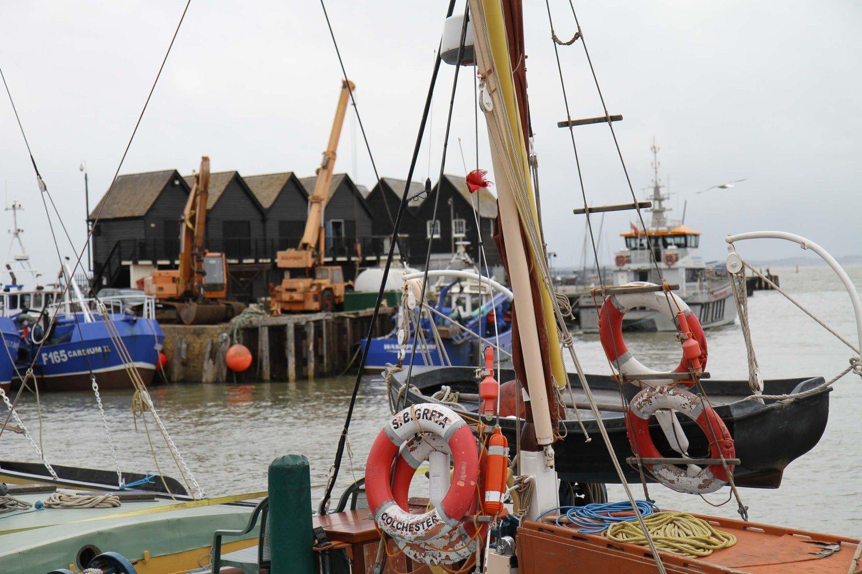 port whitstable kent