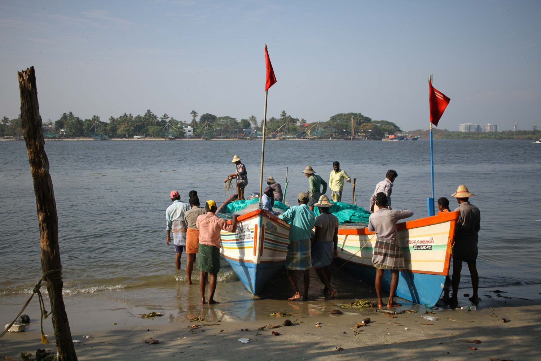 fort Cochin kerala