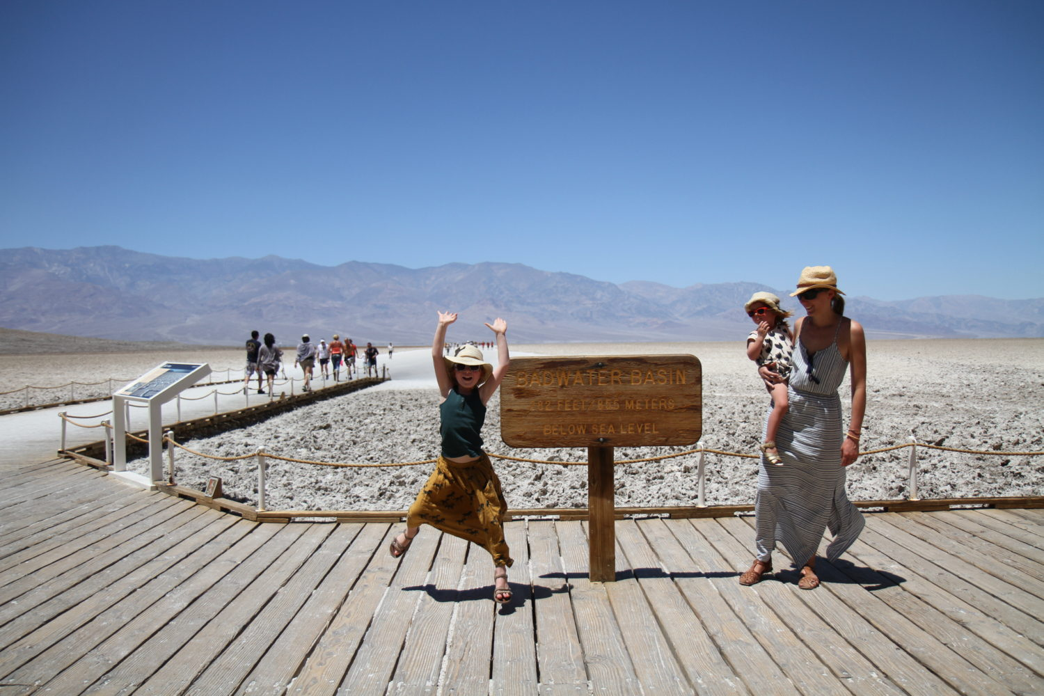 badwater usa roadtrip