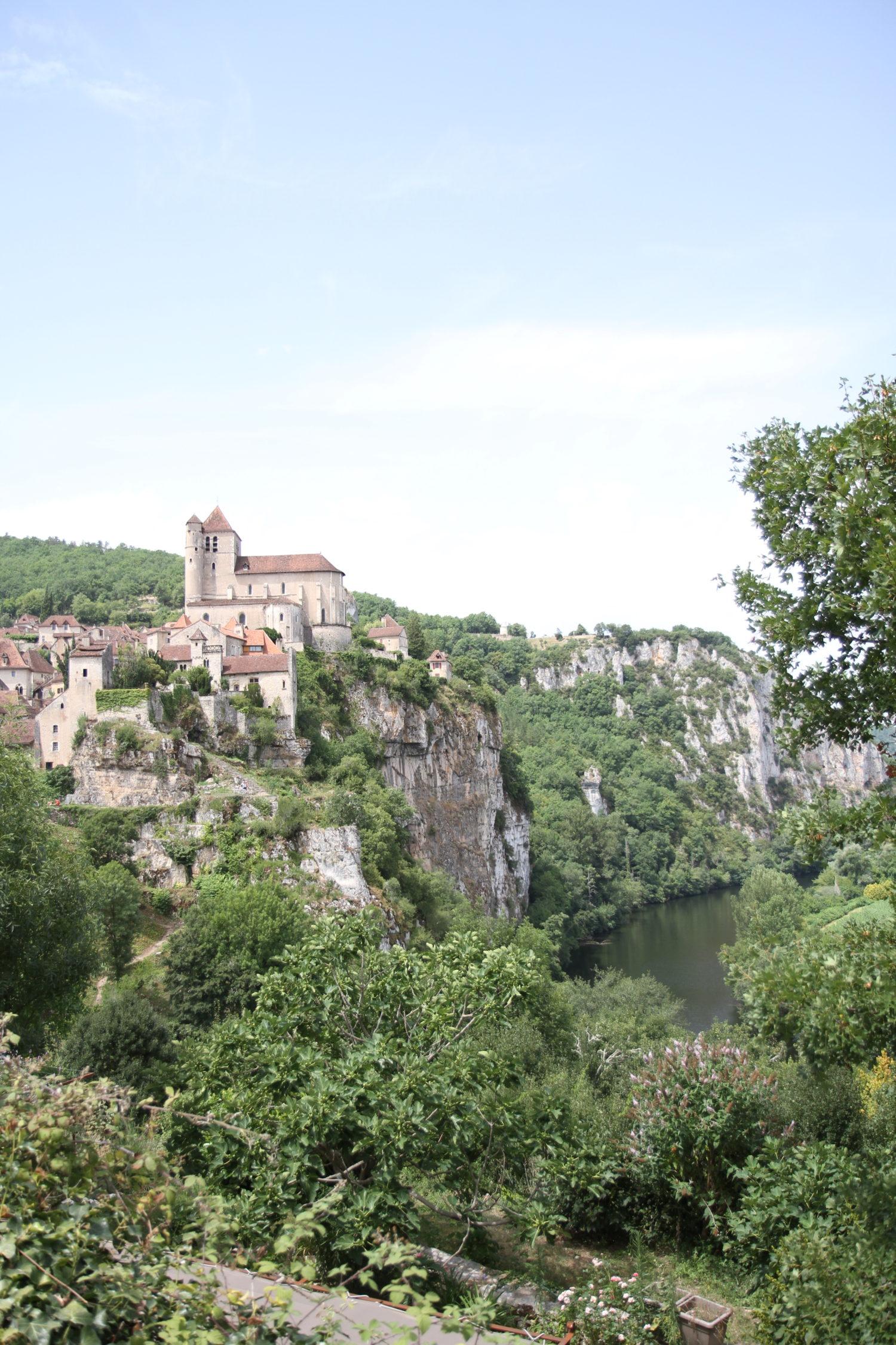 St-Cirq Lapopie
