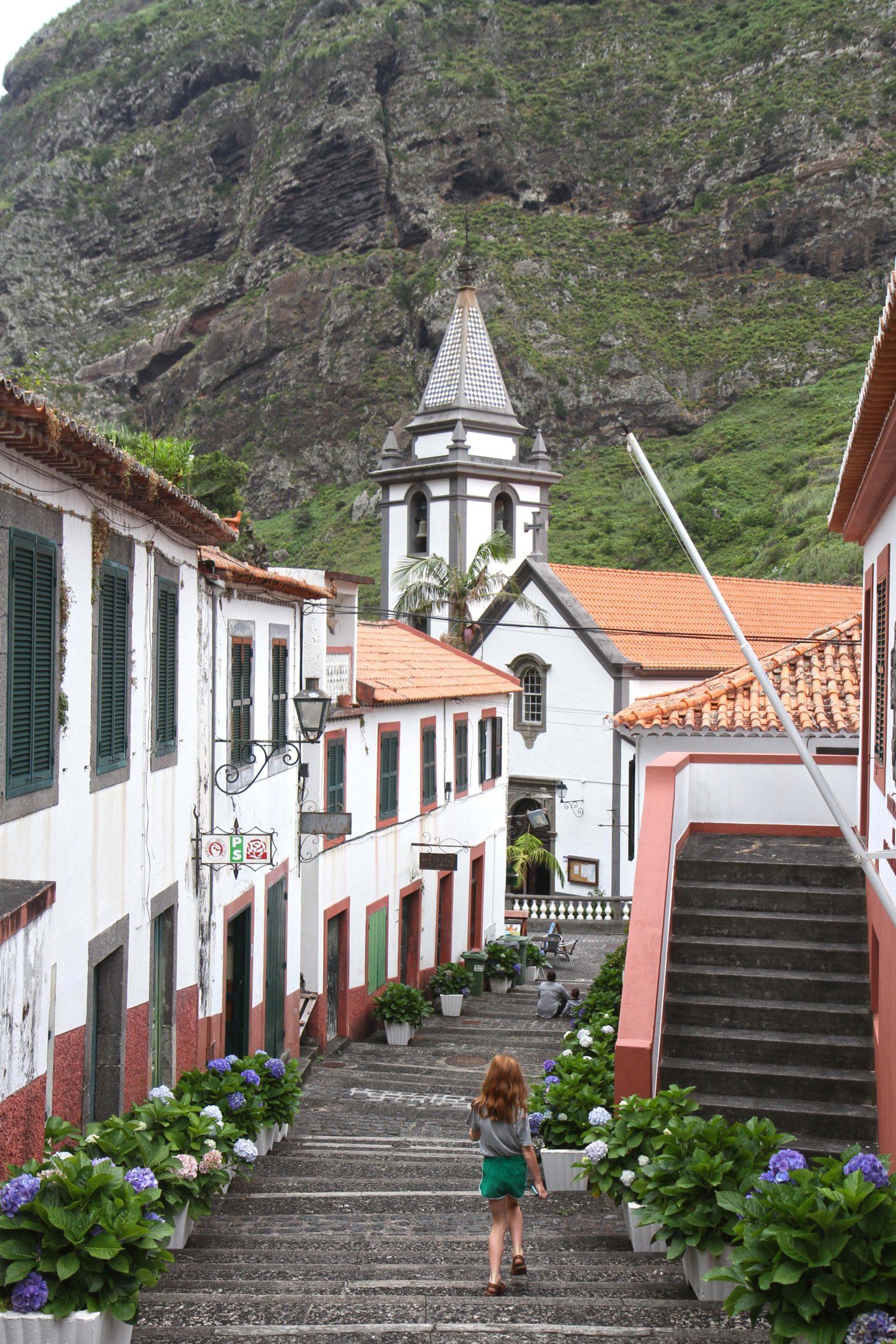Sao Vicente Madère