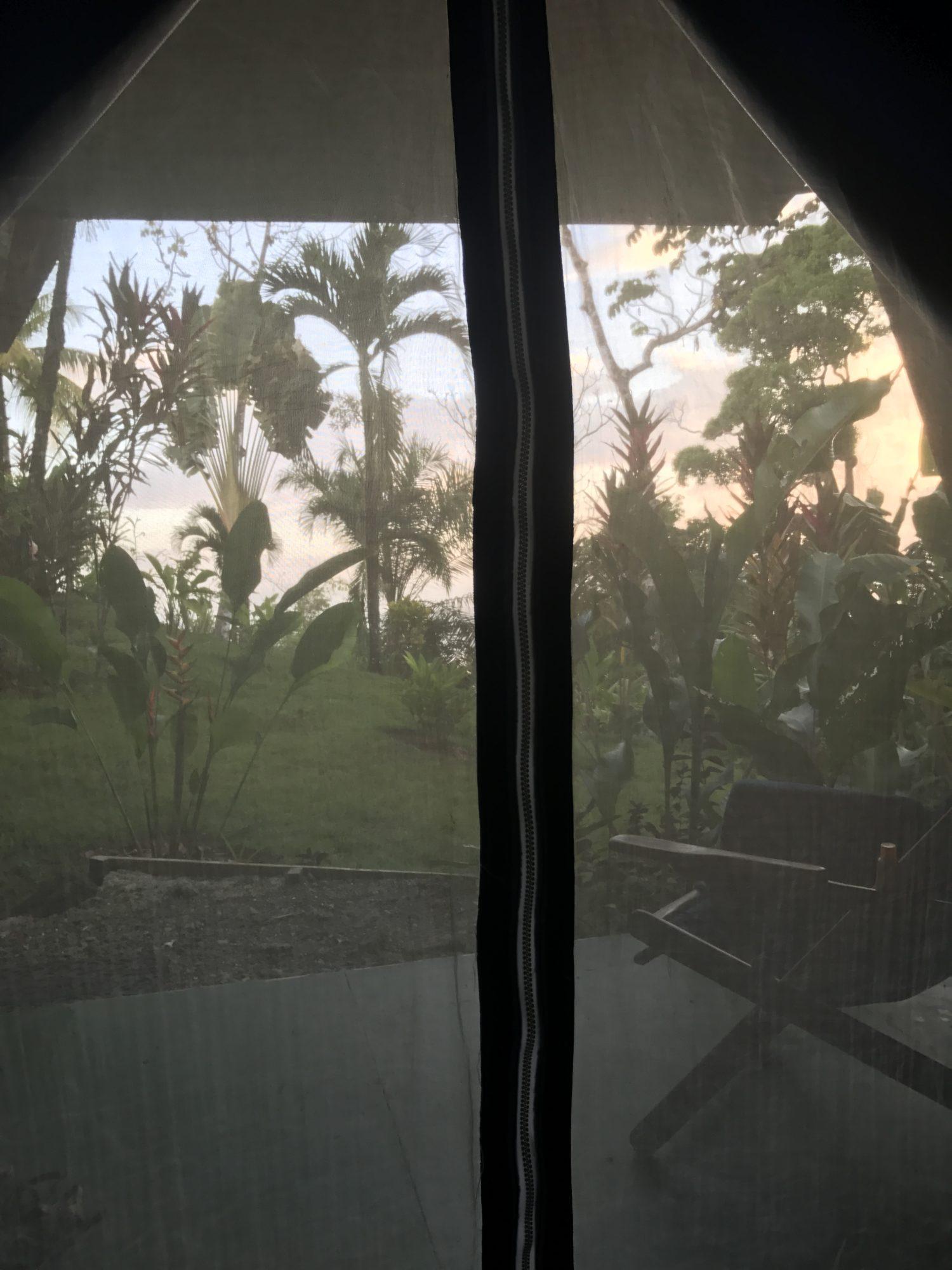lever du soleil Costa Rica