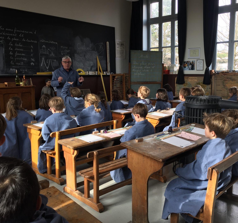 classe musée Etienne Notardonato