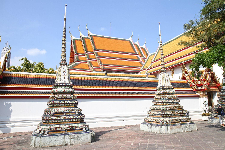 Temple Wat Pho Bangkok
