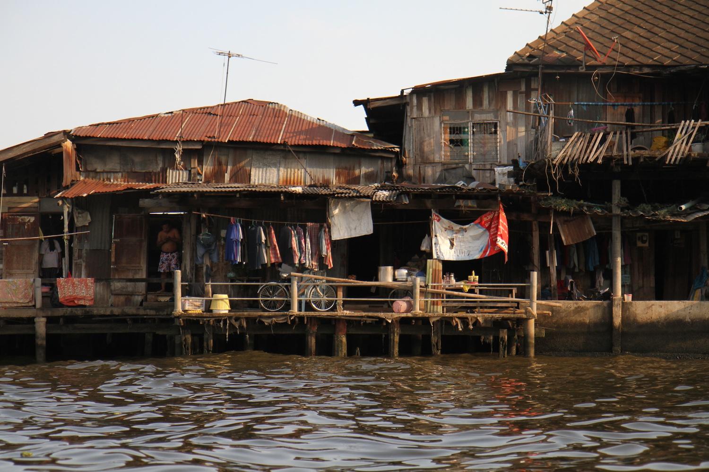Bangkok les klongs