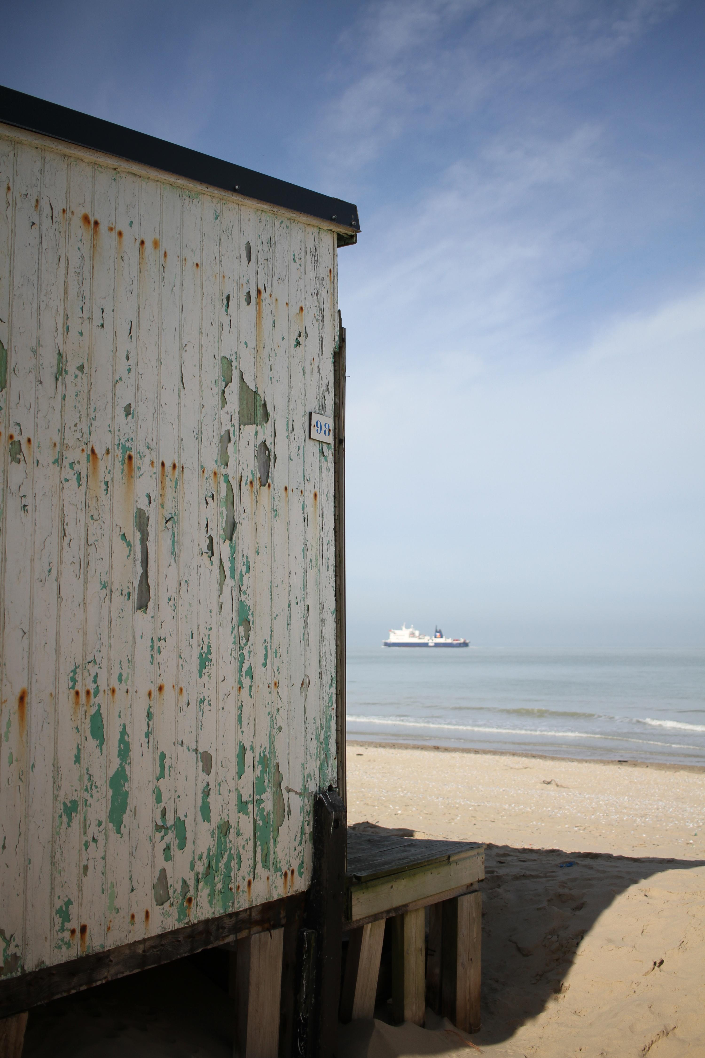 blériot plage côte d'Opale
