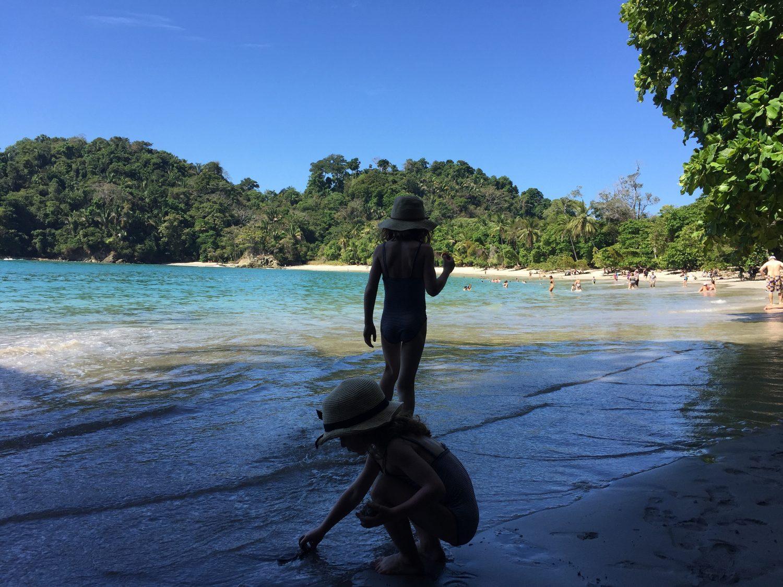 plage manuel antonio costa rica