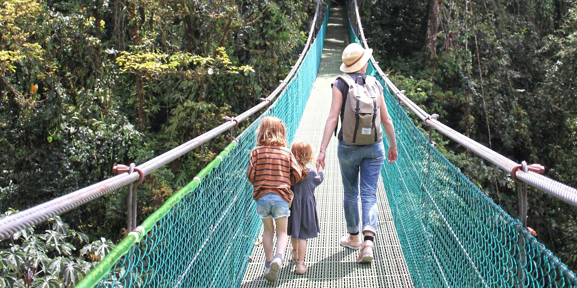 Costa Rica, au pays des volcans : Poás et Arenal