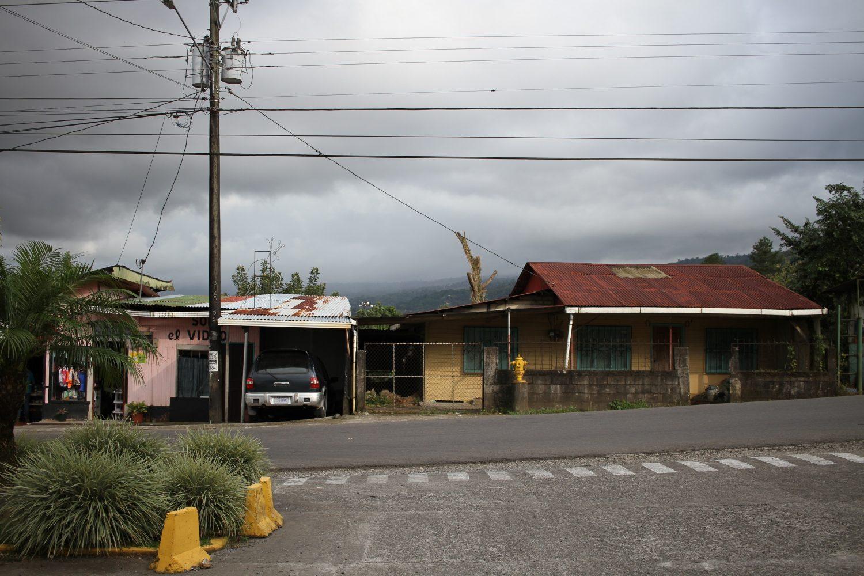 restaurant soda au costa rica