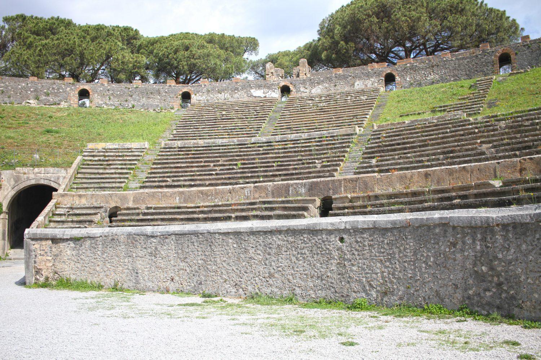 amphiteatre pompei