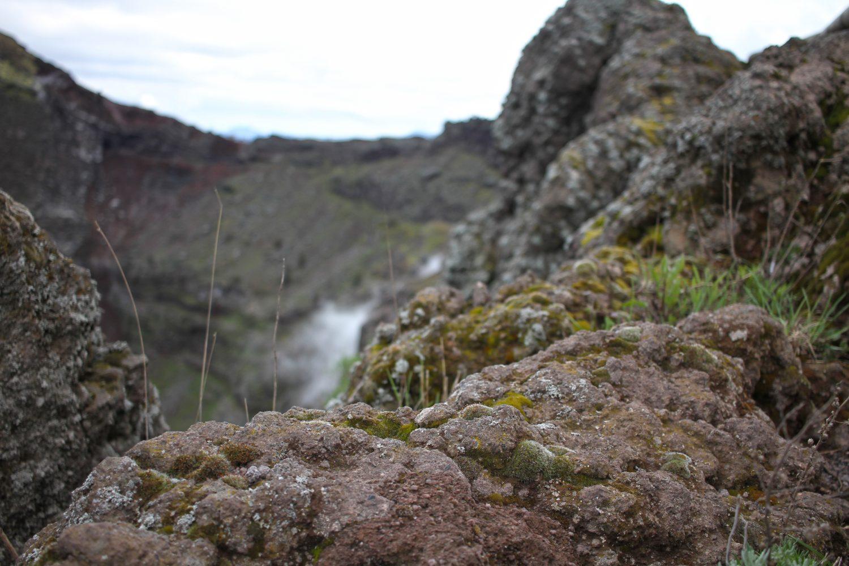 volcan vésuve