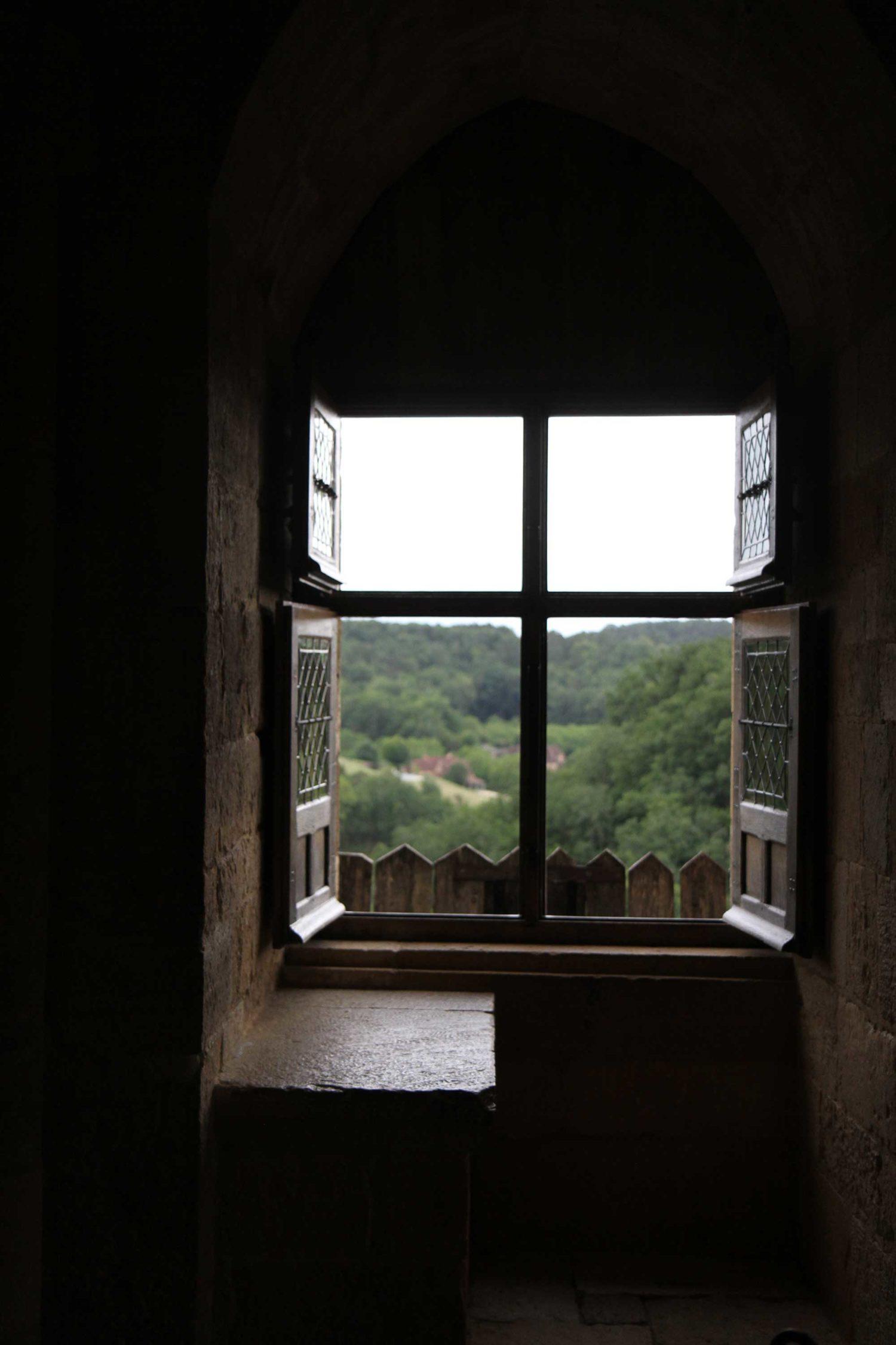 Castelnaud la chapelle chateau médiéval