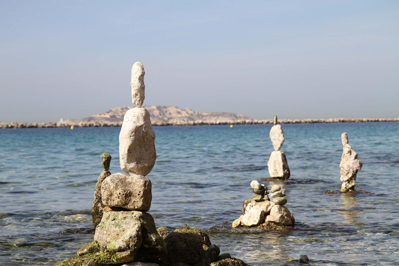 plage des catalans marseille