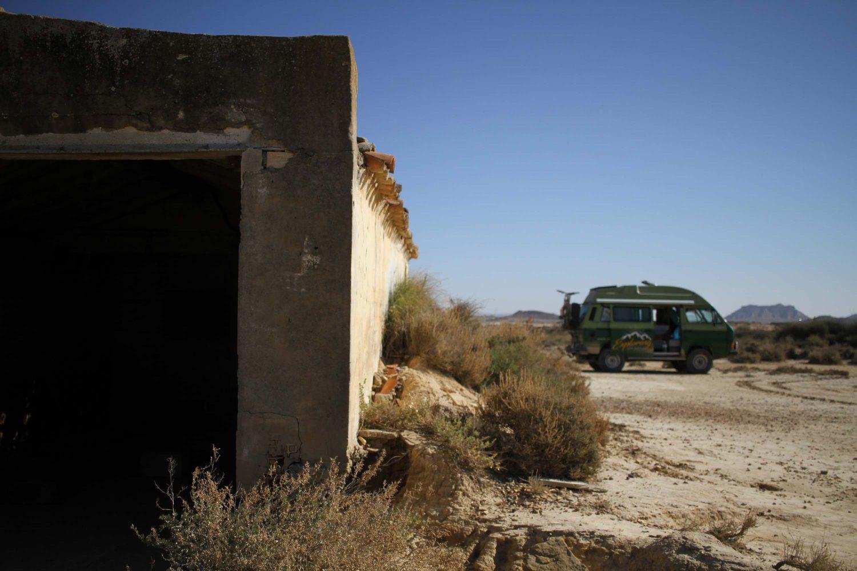 Voyage dans le désert des Bardenas