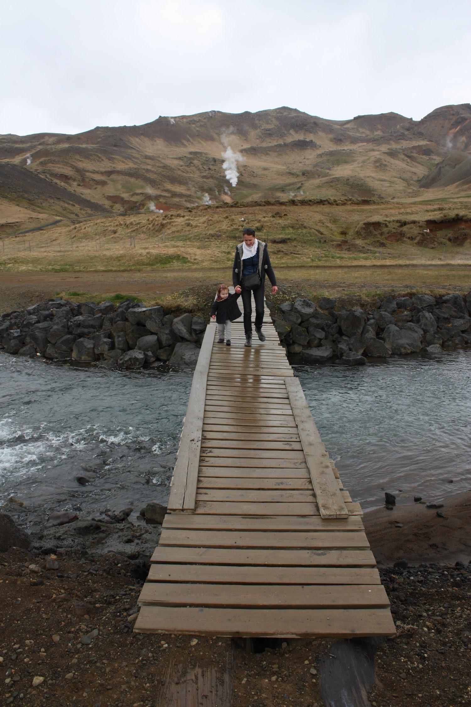 Islande Hveragerdi