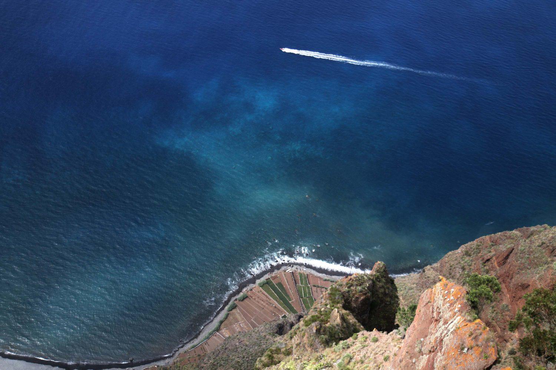 Cabo Girao Madère