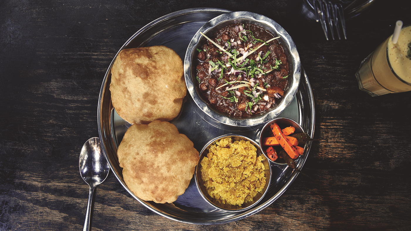 Dishoom restaurant indien à Londres