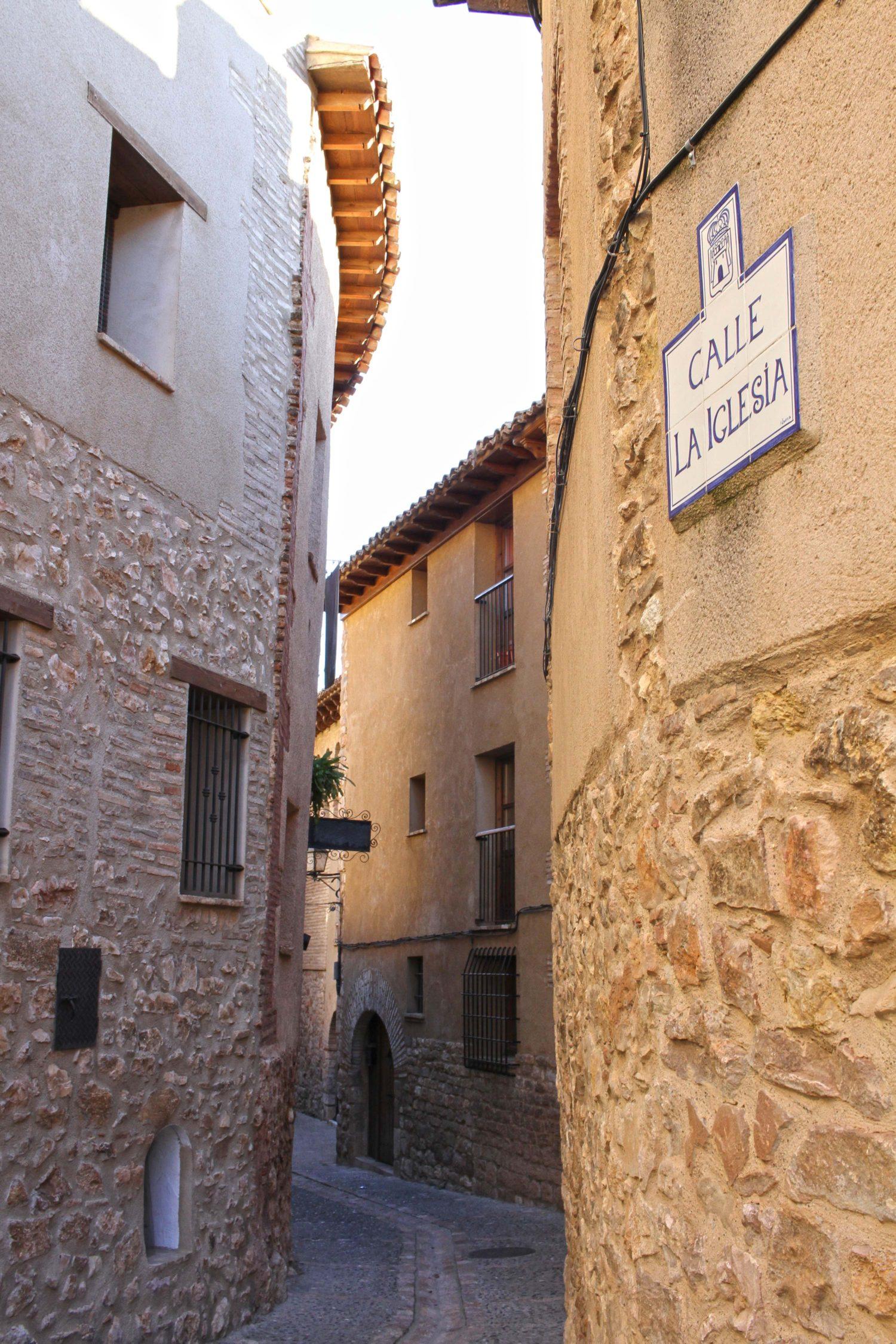 village Alquezar Espagne