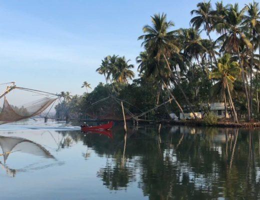 Vidéo de notre voyage au Kerala