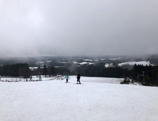 ovifat station de ski en Belgique