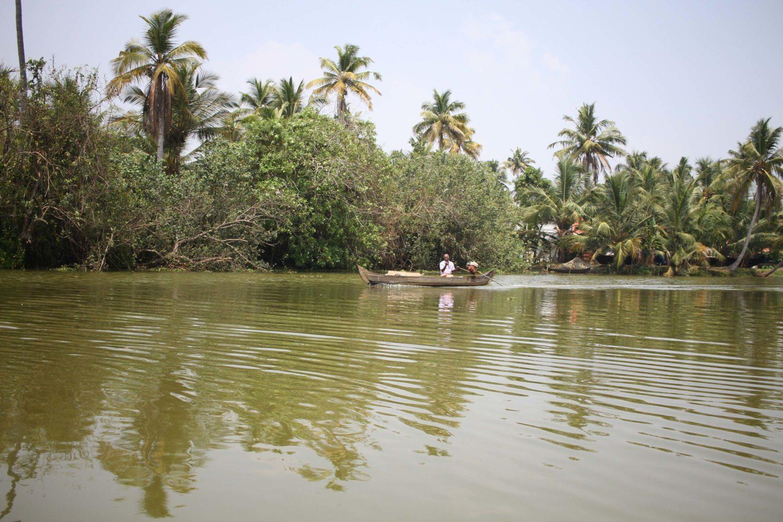 kerala backwaters Kumarakom
