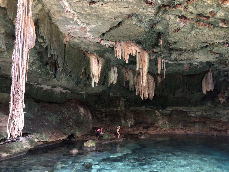 cénote kankirixche Yucatan