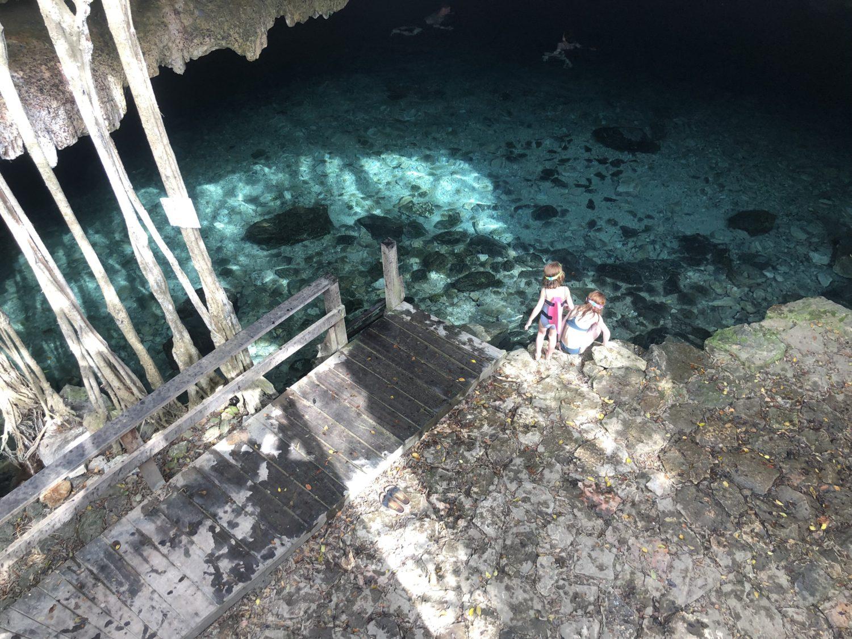Cénote Dzombakal Yucatan