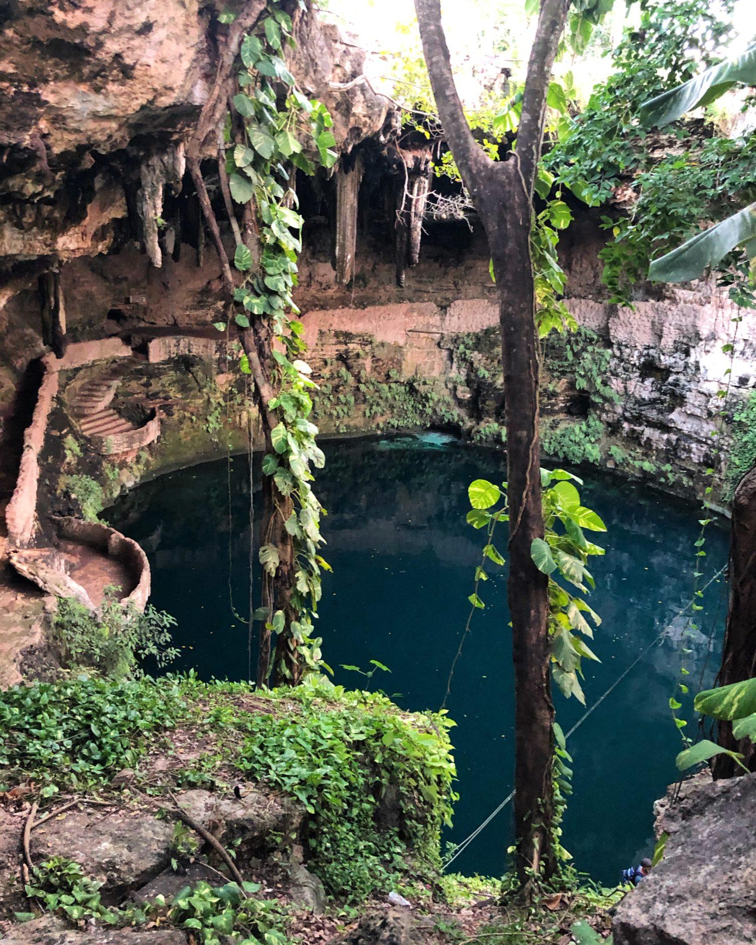 cenote Zaci Valladolid