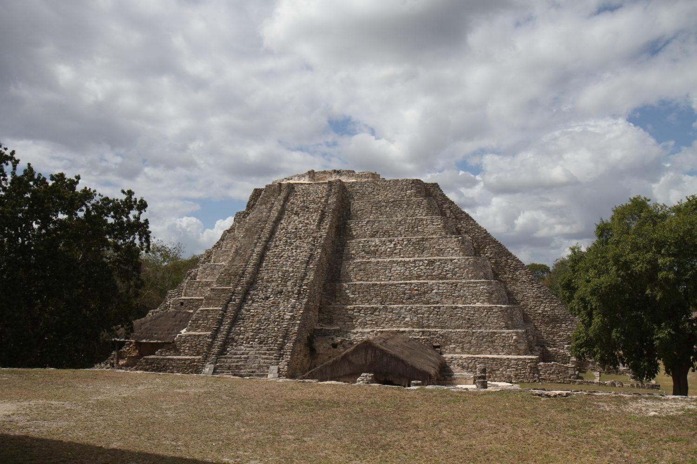 Mayapan ruinas