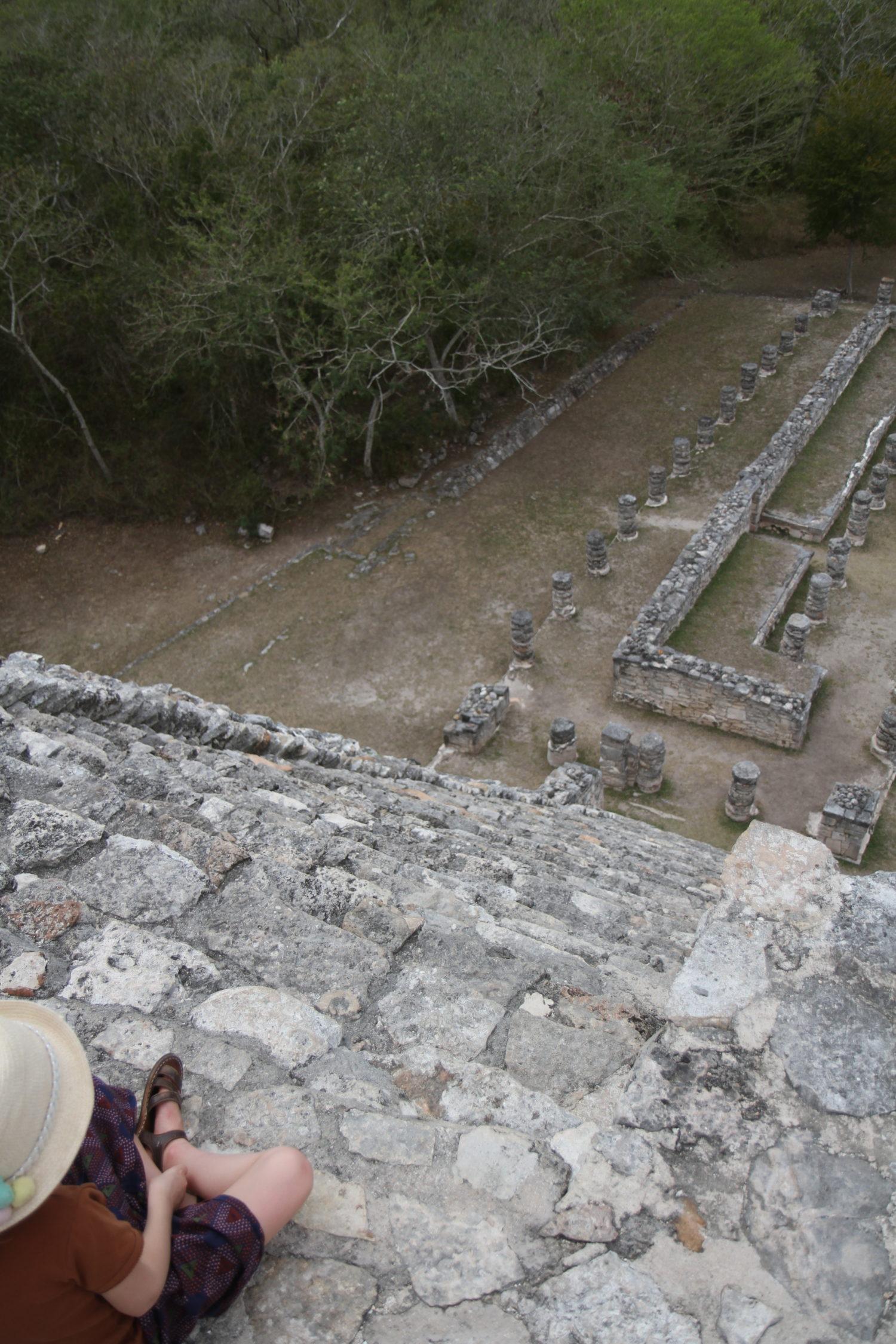 Mayapan ruinas Yucatan