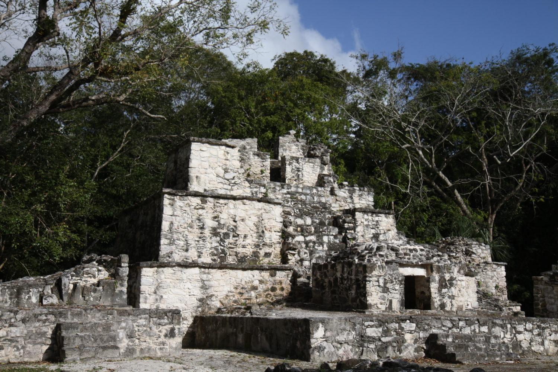 Muyil ruinas