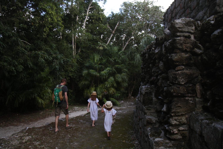 muyil ruinas maya
