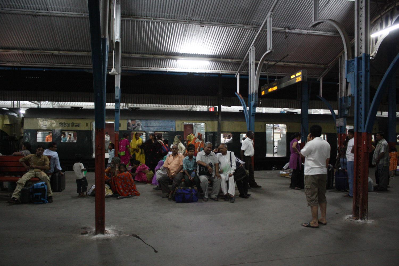 Gare Delhi Inde