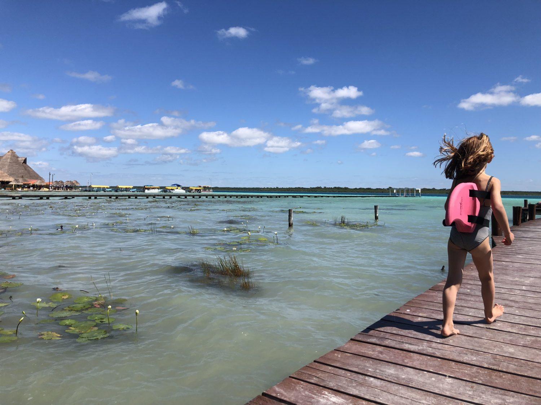 Bacalar Mexico Yucatan