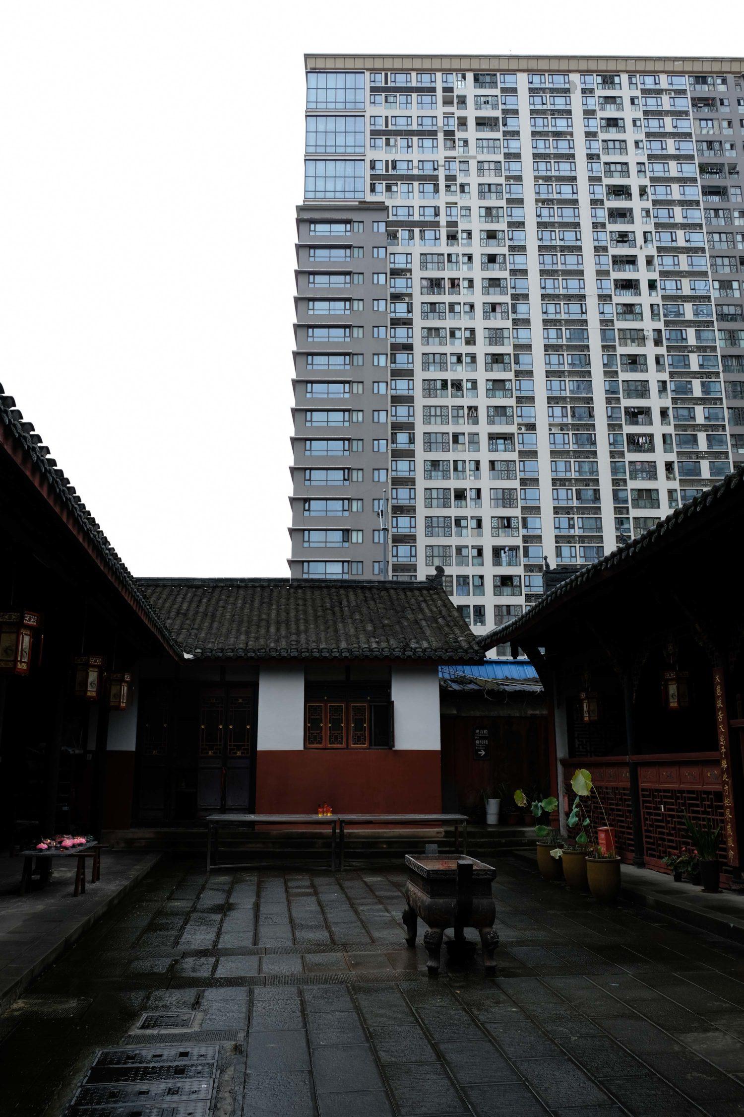 Jinsha nunnery Chengdu