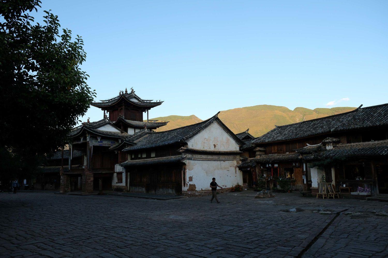 Shaxi Yunnan chine