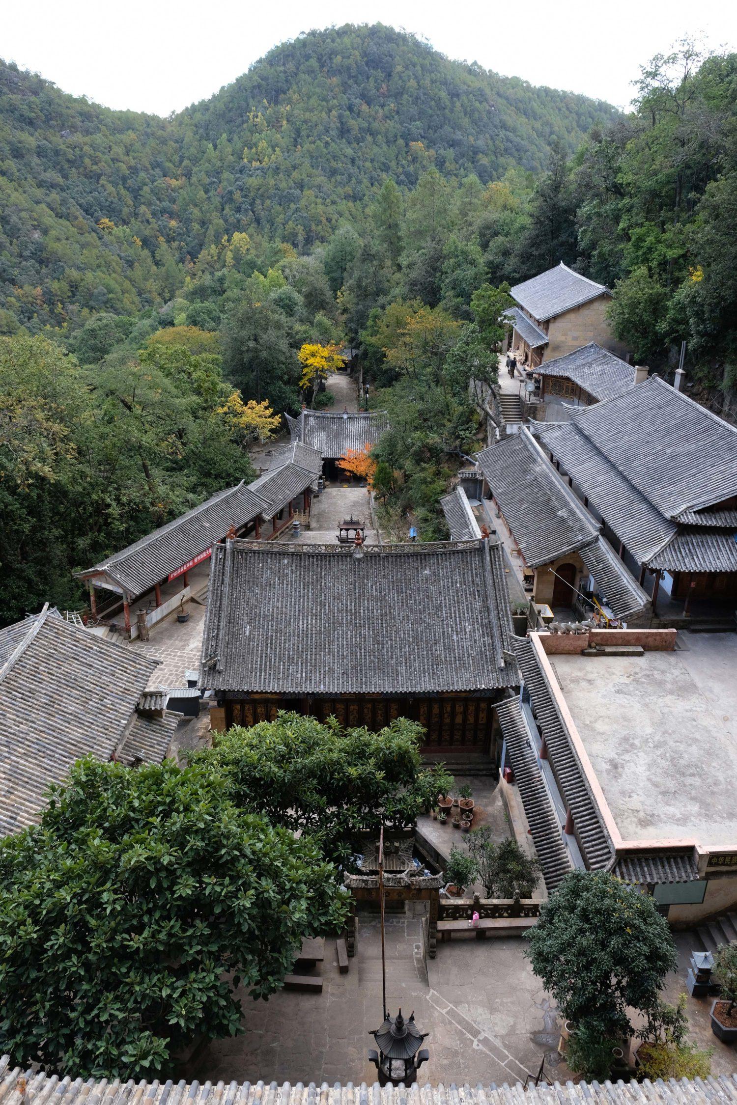 Baoxiang temple Shaxi