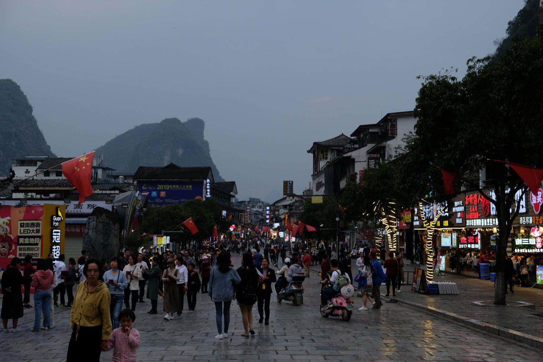 Yangshuo Chine