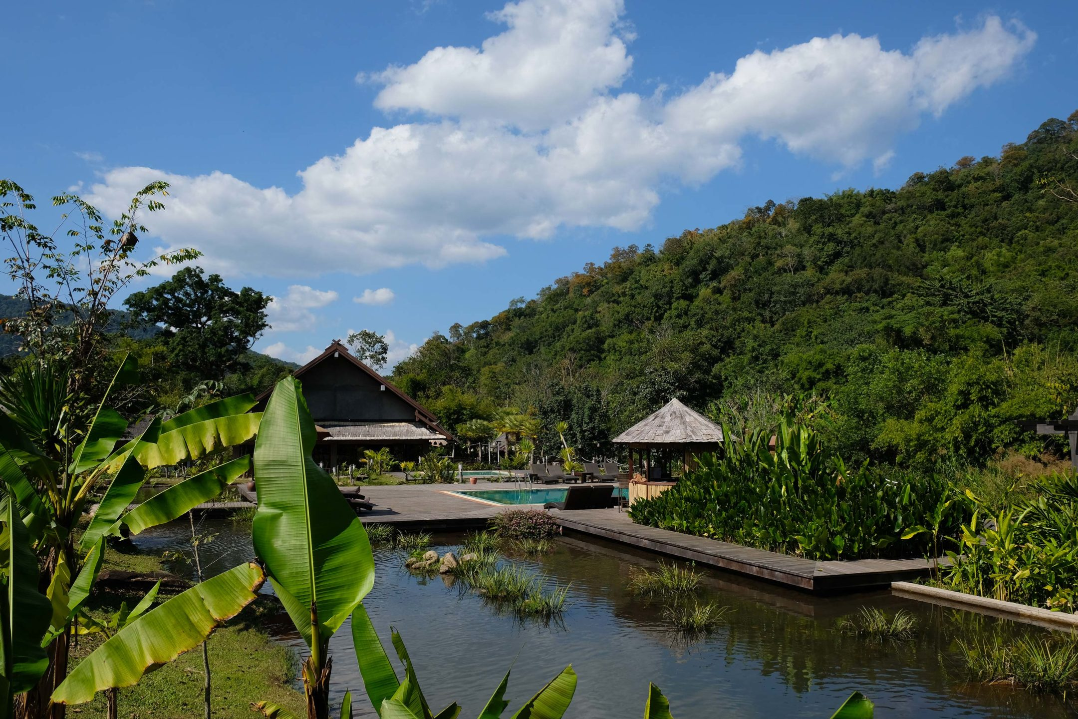 Namkat Yorla Pa Resort Laos