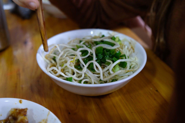 soupe de nouilles chine